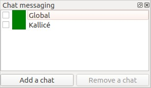 chatrooms