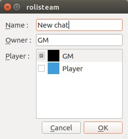 add chatroom